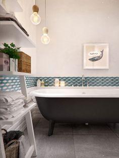 SCANDINAVO CON UN TOCCO INDUSTRIALE | Design Therapy studio di Architettura Int2