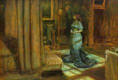 Millais.. Eve of St. Agnes