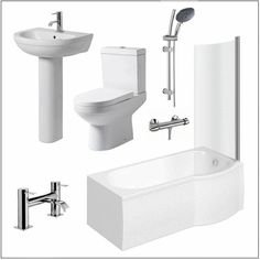 Buy your dream bathroom suite online.