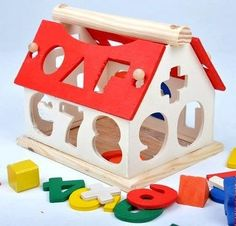 These montessori are about to be huge! Montessori Toys, Kids Toys, Children's Toys, Educational Toys, Early Childhood, Wooden Toys, Puzzles, Shapes, Mamma
