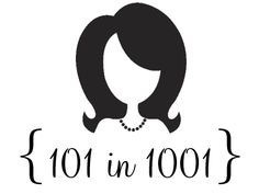 101in1001: Challenge to complete 101 preset tasks in 1001 days