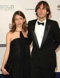 Sofia Coppola and husband Thomas Mars