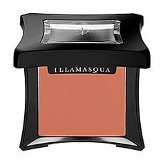 Illamasqua - Cream Blusher in Zygomatic - peachy beige  #sephora
