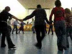 """Danza del mundo 1: """"Od lo ahavti dai"""""""