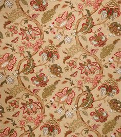 Upholstery Fabric-Jaclyn Smith Garrison Document
