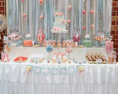 Shabby chic baby shower table first birthdays 17 Ideas for 2019 Baby Shower Elegante, Shabby Chic Baby Shower, Baby Birthday, First Birthday Parties, First Birthdays, Girl Parties, Birthday Ideas, Event Styling, Party Printables