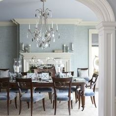 Traditional Dining Room Design, Pictures, Remodel, Decor and Ideas - page 2