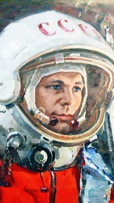 Yuri Gagarin (1934 – 1968), a Russian cosmonaut, made the first space flight on April 12, 1961.