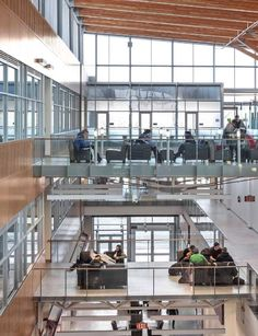 Centre for Engineering Innovation - Benefits of new U of Windsor flagship building extend beyond campus | Sustainable Architecture and Building Magazine