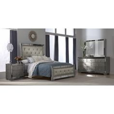Affordable queen size bedroom furniture sets for sale large selection of queen bed sets for Angelina bedroom furniture set