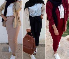 Hijab Gown, Hijab Style Dress, Modest Fashion Hijab, Modesty Fashion, Casual Hijab Outfit, Hijab Chic, Muslim Fashion, Fashion Outfits, Mode Turban