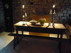 la mesa de pinotea
