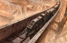 The Galaxy's Shadowport - Fantasy Flight Games Star Wars Rpg, Star Wars Ships, Space Fantasy, Sci Fi Fantasy, Edge Of The Empire, Cuadros Star Wars, Gato Anime, Star Wars Vehicles, Star Wars Concept Art