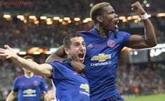 Manchester United brings some joy to grieving city with Europa League victory