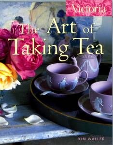the art of taking tea this book details the rituals that accompany tea drinking
