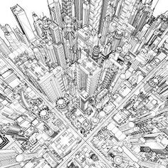 Architecture Concept Drawings, Architecture Sketchbook, School Architecture, Architecture Art, Government Architecture, Computer Architecture, Parametric Architecture, Architecture Portfolio, Architecture Details