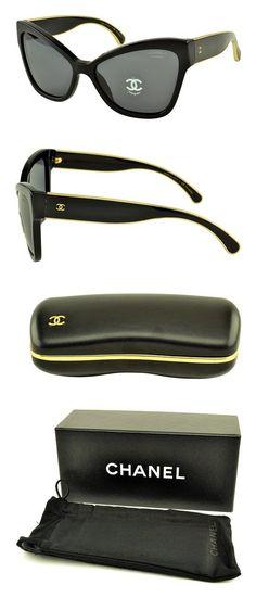 67de807bde8cf Amazon.com  Chanel CH5271 C622T8 polarized sunglasses  Clothing