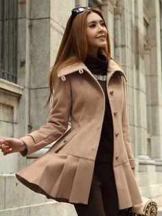 Nice Womens Coats | Fashion Women's Coat 2017
