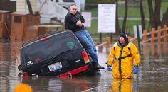 Newsela | Forced budget cuts could hurt crucial U.S. flood warning system
