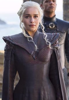 """Daenerys Targaryen in season 7 of Game of Thrones """