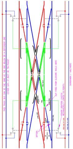 230 best mr wiring images in 2019 model trains model train rh pinterest com