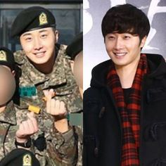 Jung Il Woo is all smiles while training in the military | allkpop.com