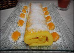 No Conforto da Minha Cozinha...: Torta de Iogurte e um regresso aos poucos...