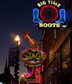 Nashville's new groove