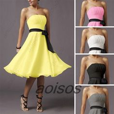 Nice summer special occasion dress.
