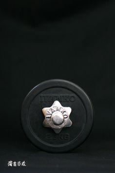 【034】Rubber Plates + Threaded Dumbbell Handles / IVANKO