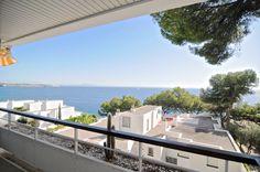 Apartment with spectacular seaviews in Illetas