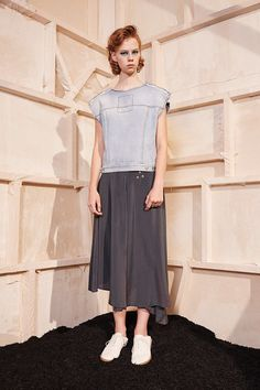 MM6 Maison Margiela Spring 2017 Ready-to-Wear Collection Photos - Vogue
