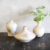 Found it at Wayfair - Simply Natural 3 Piece Vase Set
