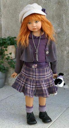 Danaya..Sutter's doll