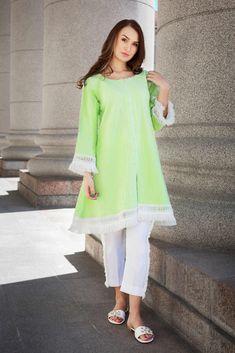 Dress Ideas June - Pakistani Dress Clothes Fashion Woman Designer Party Casual Formal Luxury Pret In Pakistani Fashion Casual, Pakistani Formal Dresses, Pakistani Dress Design, Indian Dresses, Stylish Dresses, Simple Dresses, Casual Dresses, Dress Outfits, Fashion Dresses