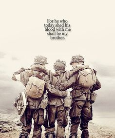 The 100 Greatest Brother Quotes And Sibling Sayings The famous quotes about brother: These quotes will tell you how brothers and sisters relationship and lo Soldier Quotes, Army Quotes, Motivational Military Quotes, Army Sayings, Military Life, Military History, Brother Quotes, Band Of Brothers Quotes, Nephew Quotes