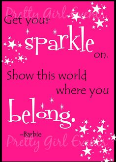 *Glamour and Glitter, Fashion and Fame* Barbie Theme Party, Barbie Birthday Party, Girl Birthday, 11th Birthday, Birthday Ideas, Birthday Parties, Barbie Life, Barbie World, Barbie Invitations