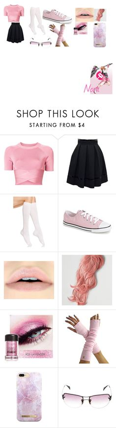 """RWBY Modern"" by getjinxed205 ❤ liked on Polyvore featuring T By Alexander Wang, Tamara Mellon, HUE, Converse, American Eagle Outfitters, iDeal of Sweden, Ellen Tracy and modern"