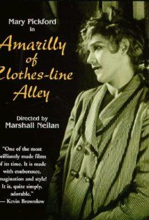 Amarilly of Clothes-Line Alley (1918) Poster