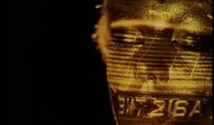 Opening sequence image still from Goldfinger.