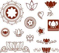 """Индийский орнамент, или Не """"огурцами"""" одними - Ярмарка Мастеров - ручная работа, handmade"""