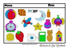 Atividade para alfabetização: Trabalhando as letras do alfabeto - ESPAÇO EDUCAR