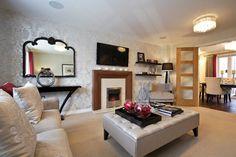 Stratford Living Room - Oakwood Meadows