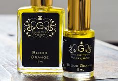 Grasse Roots Perfume Oil