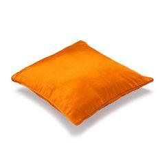 Pute fra Velvet-serien, en elegant, tidløs og varm variant i fløyelsmyk oransje. 45 x 45cm