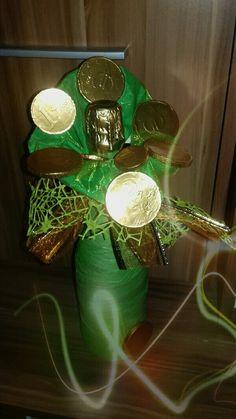 Sampanske, cokoladove peniaze a co dom dal :-)