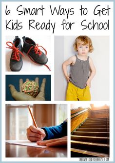 Getting ready for school involves a lot more than checking off the items on that back-to-school supply list. Here are  articles from practicing pediatric occupational and physical therapists who have years of experience getting kiddos ready for school.