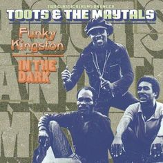 Precision Series Toots & The Maytals - Funky Kingston/In the Dark, Blue