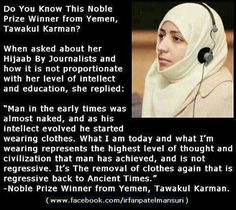 I am not Muslim, and I do not wear hijab; but I appreciate its value, and I could not agree with Madam Karman more. Best Islamic Quotes, Islamic Inspirational Quotes, Arabic Quotes, Inspiring Quotes, Motivational Quotes, Hijab Quotes, Muslim Quotes, Religious Quotes, Islam Muslim