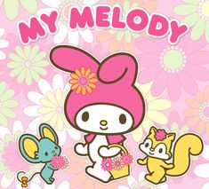 MY MELODY favorite Sanrio character